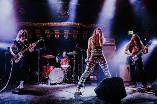 Glitter Wizard Band Bruce Duff Music